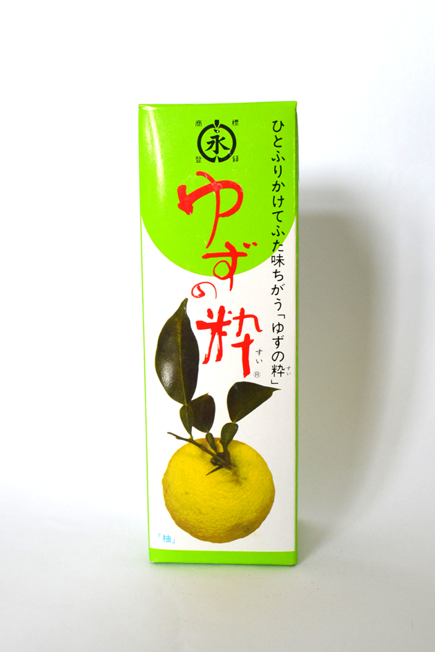Ocet Yuzu 100ml